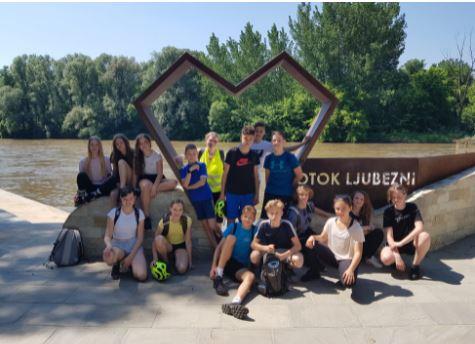 Šola v naravi 8. razred – Murska Sobota